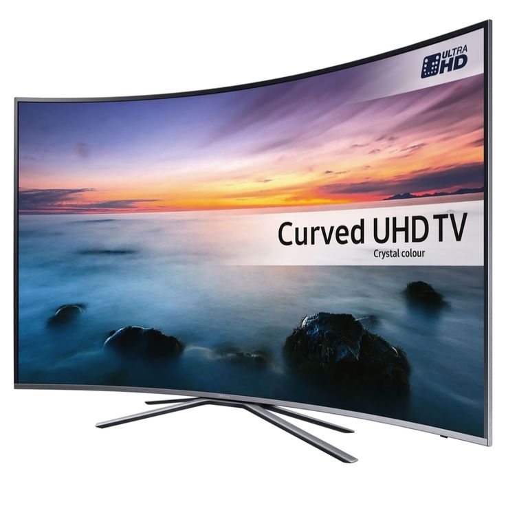 """508213 Samsung UE49KU6500 49"""" Curved 4k Ultra HD HDR Smart TV w/ Wi-Fi QVC Price: £1,064.00  Introductory Price: £967.92 + P&P: £0.00   or 4 Easy Pays of £241.98 +P&P"""