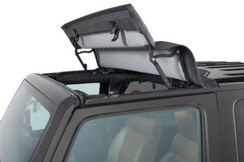 2007-2017 Jeep Wrangler 2 y 4 puertas Bestop Sunrider ® para Hard Top 52450-35