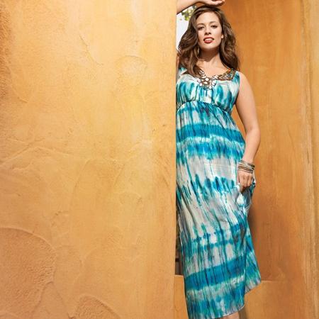 Lane bryant charlize maxi dress