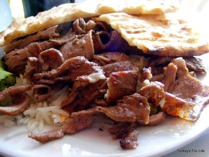 Turkish Food - Döner Kebab