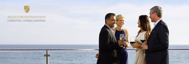 Luxury Cruises & Luxury Cruise Vacations - Seabourn Cruise Line Limited