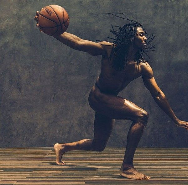 Kenneth Faried Espn Body Issue 1000+ images about Foo...