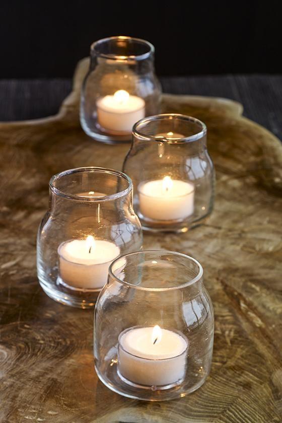 Angsley Tealight Holder - Tealight Candle Holders - Candleholders | HomeDecorators.com