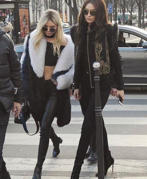 Kendall Jenner e Gigi Hadid si scambiano il colore di capelli -cosmopolitan.it