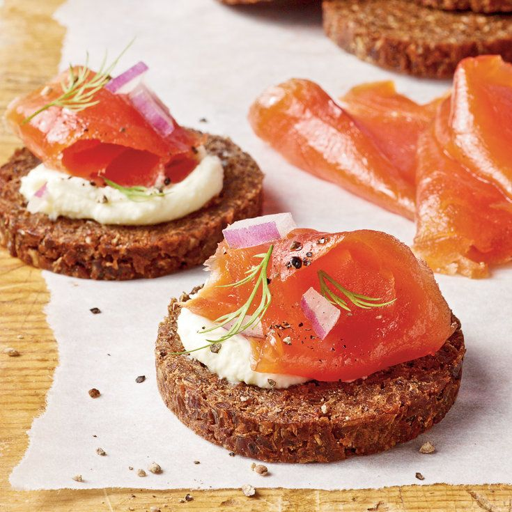 Brown Sugar-and-Dill-Cured Salmon - 25 Best Salmon Recipes - Coastal Living