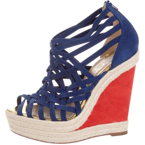 25 Best Ideas About Blue Wedges On Pinterest Coral