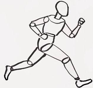 running drawing - Pesquisa Google