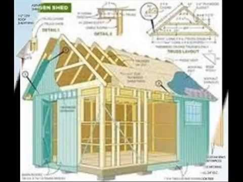 Free Wood Shed Plans 12x16 Woodworking Projects Amp Plans