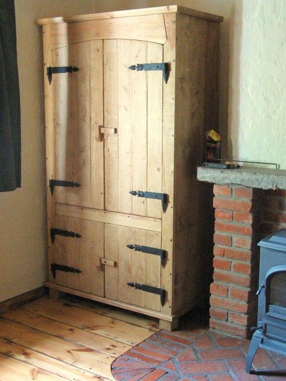 Liczba pomysłów na temat Rustykalne Kuchnie na   -> Kuchnie Drewniane Rustykalne