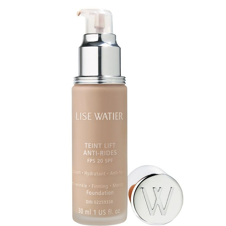 Try Lise Watier Teint Lift Anti-Rides SPF 20 Anti-wrinkle Foundation - Fragrance-free from Shoppers Drug Mart. Protect your skin from the sun while evening out your skin tone for a glowing look!
