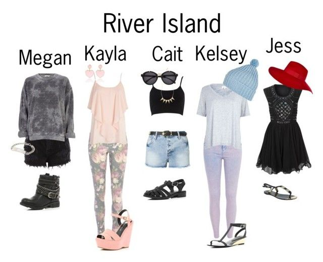 """River Island Clothing"" by kissmeslowly ❤ liked on Polyvore featuring River Island and RiverIsland"