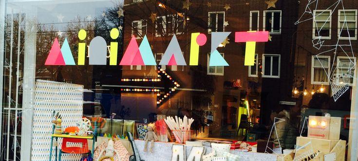 MINIMARKT: NIEUWE KIDS CONCEPTSTORE IN AMSTERDAM door gastblogger Evelien - UrbanMoms.nl
