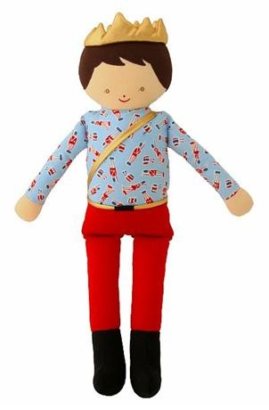 Alimrose Designs Prince Doll, Children's Gifts
