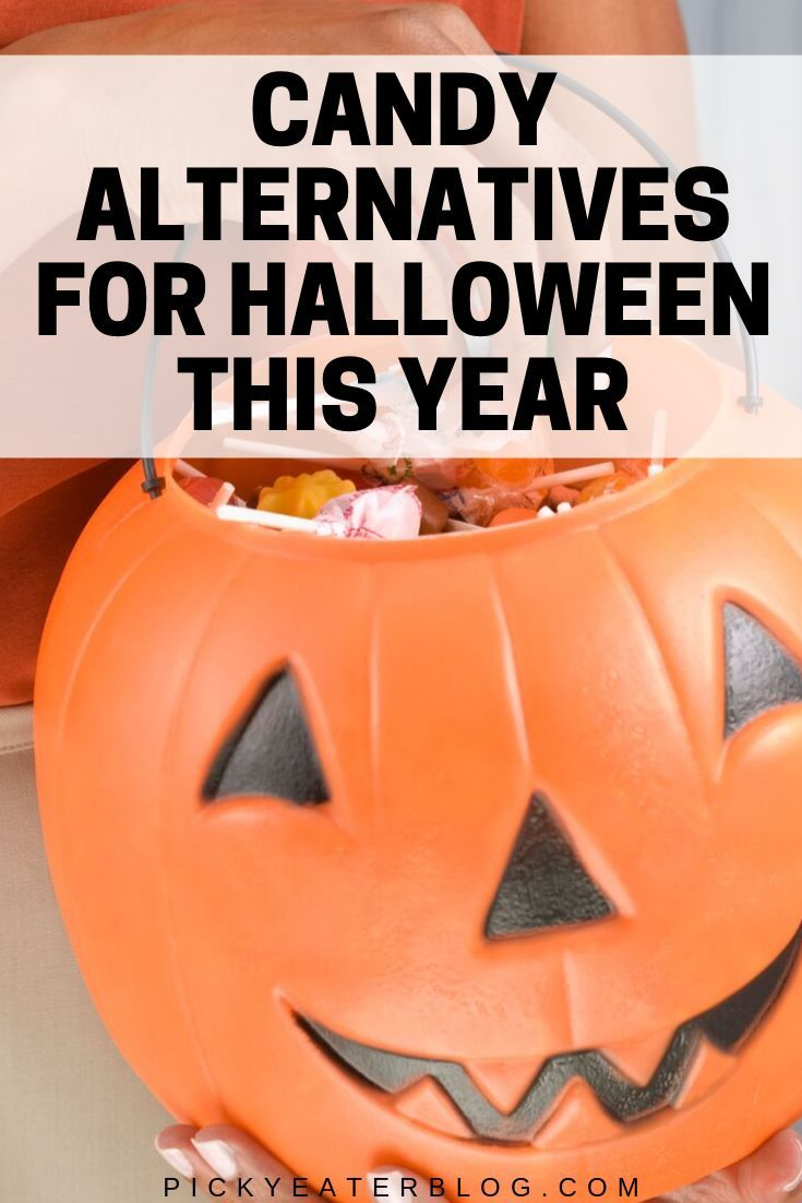 The Best Non-Candy Halloween Treats for Kids in 2019