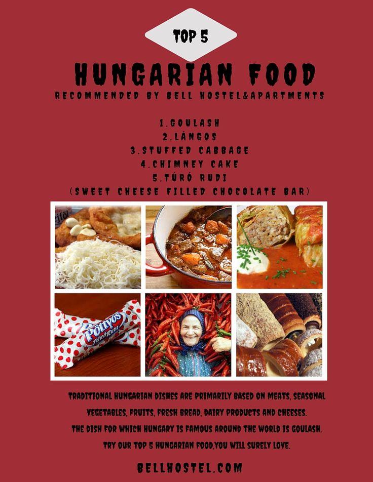 #hungarian food #food