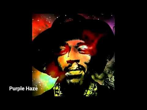 Jimi Hendrix - Purple Haze HD 1280p - YouTube