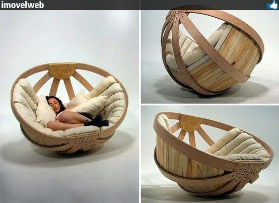Armchair? Sofa? Bed? It's so much fun no doubt - Multifuncional