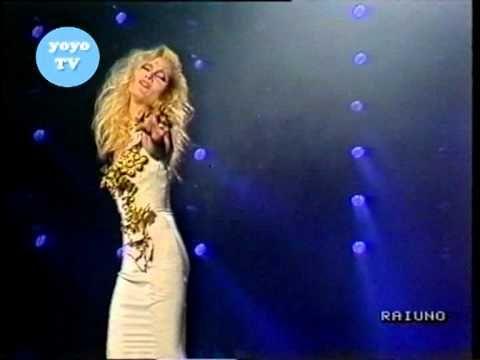 ANNA OXA - E' Tutto Un Attimo  da Fantastico 1989