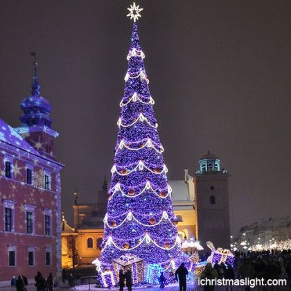 wholesale artificial iron frame christmas tree - Commercial Christmas Lights Wholesale