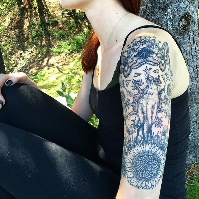 This Is A Tattoo By Lou Hopper Who Features On Tattoo: 51 Best Schloop Tattoo Images On Pinterest