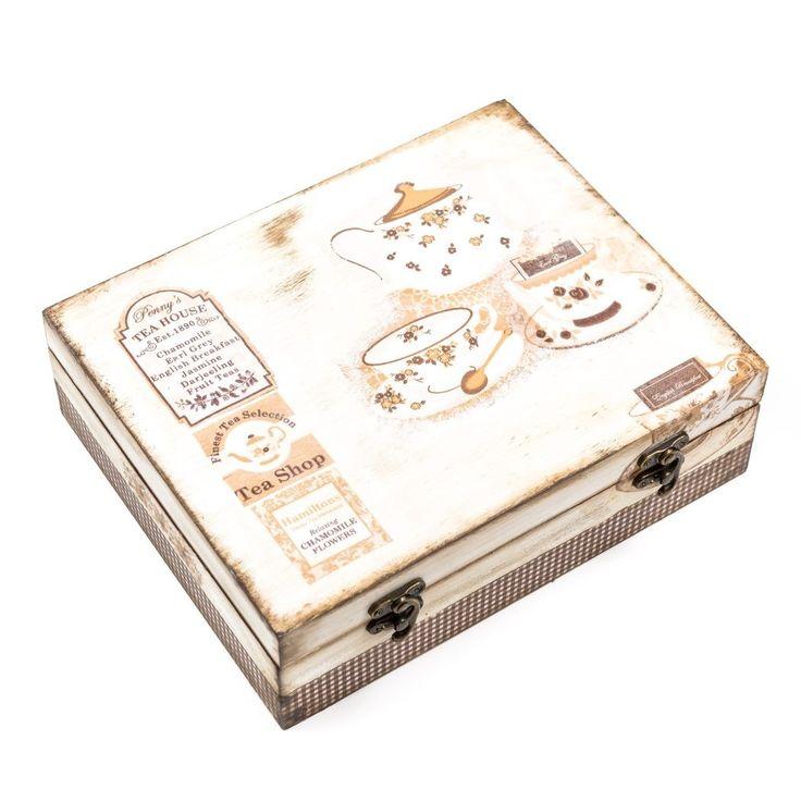 Five o'clock - Vintage Box Reducere 15%