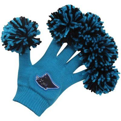 Carolina Panthers Panther Blue Spirit Fingerz