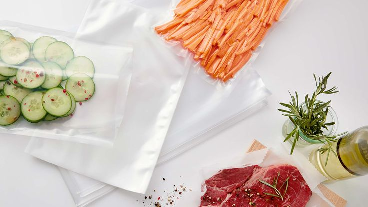 The Miele Sous Vide Vacuum Sealing Drawer allows vegetables and fruit to be cooked in an oxygen-free environment, ensuring they remain vividly coloured and their flavour is never lost to outside influences