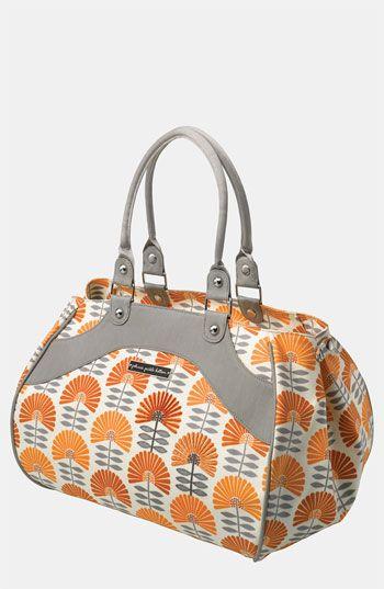 Petunia Pickle Bottom 'Glazed Weekender' Diaper Bag | Nordstrom