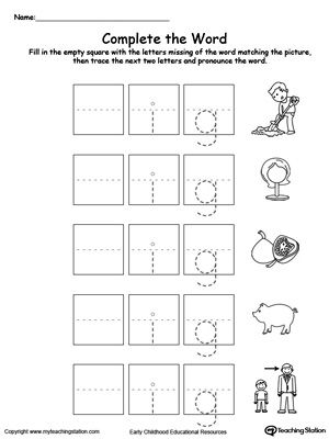 143 best School images on Pinterest | Language, Beginning sounds ...