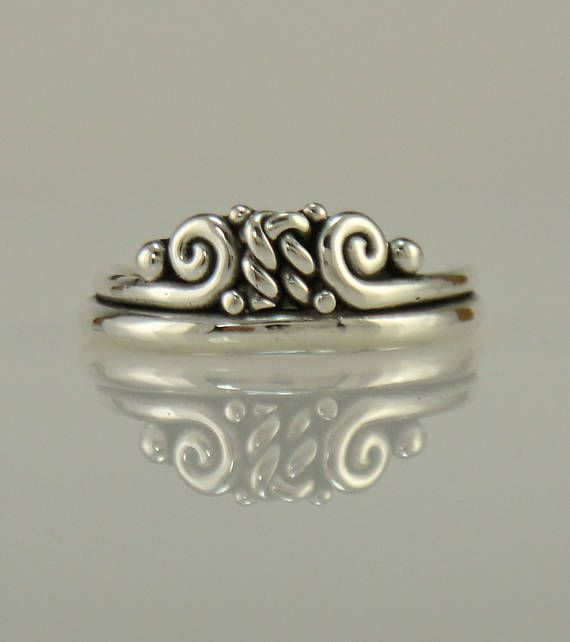 R1110 Sterling Silver Ring One of a Kind