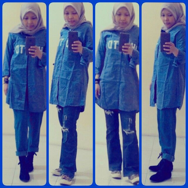 #denim #casual