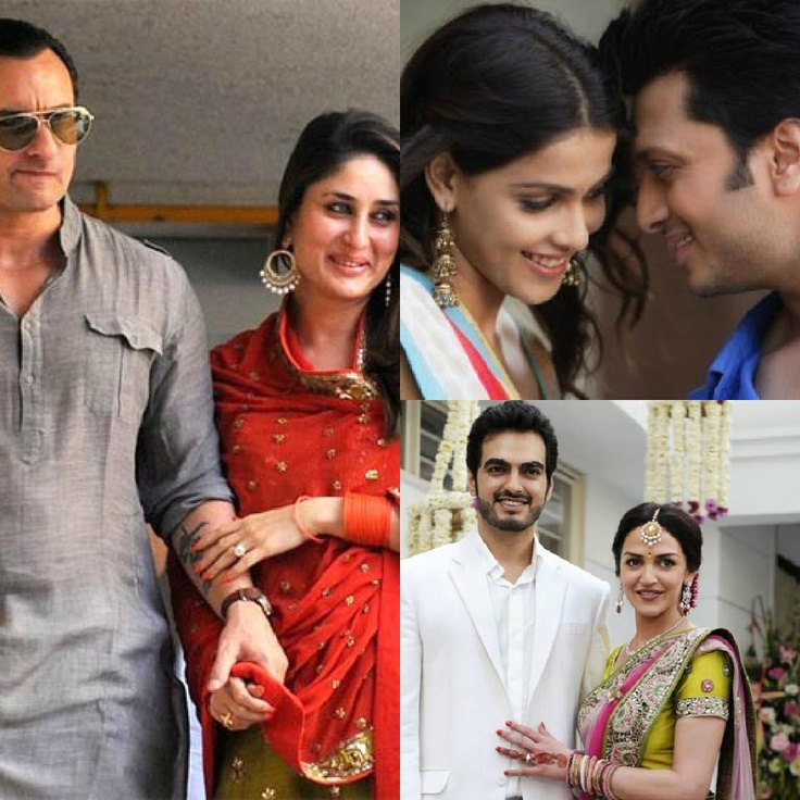Famous Bollywood weddings of 2012!