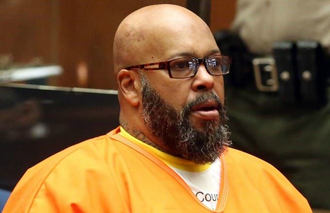 Suge Knight Indicted for Allegedly Texting Death Threats to Straight Outta Compton Director