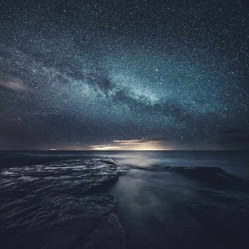 Stars and Ocean