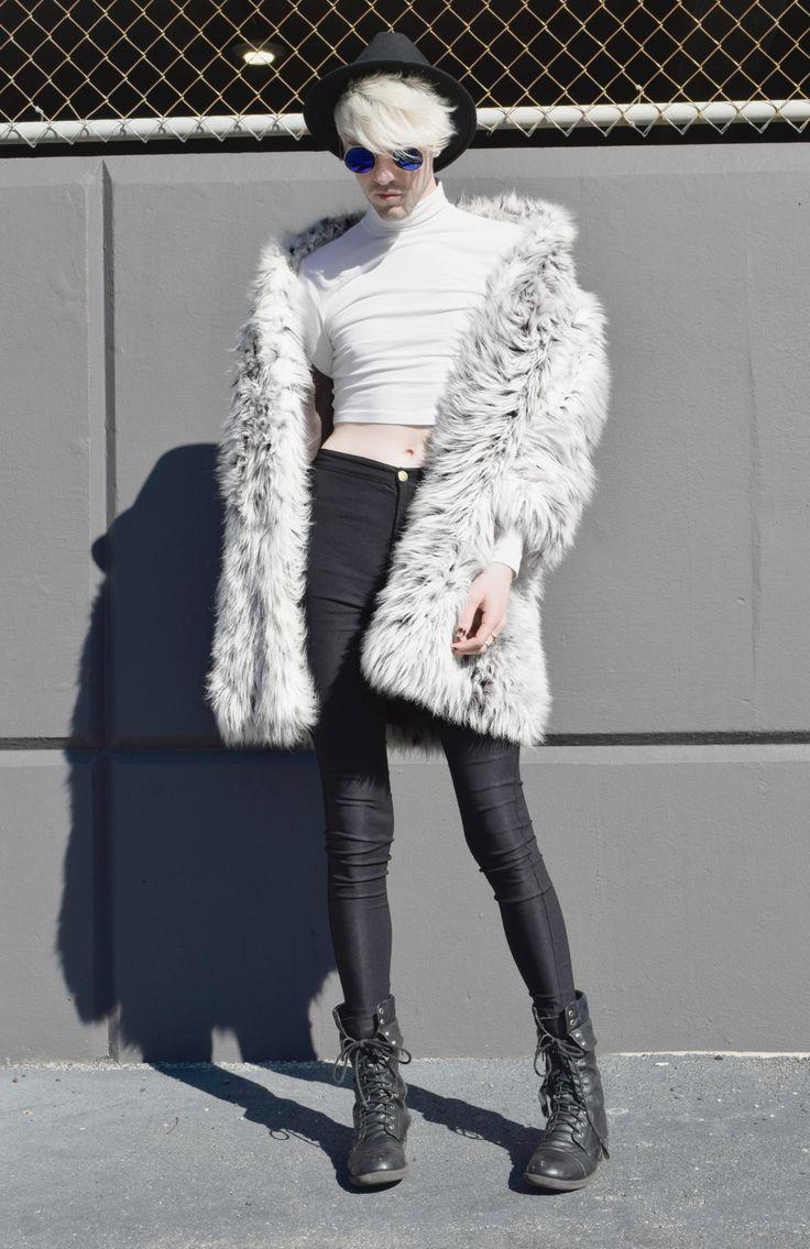 House Of Alexzander - More Non-Binary Fashion From Elliott Alexzander.