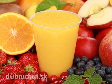 Citrónovo - pomarančová limonáda