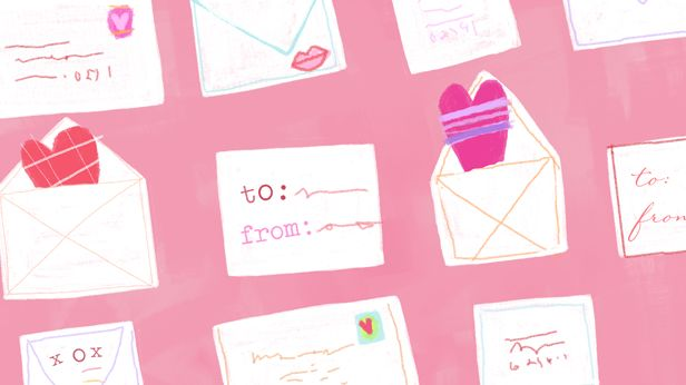 Stuck on what to write in a Valentine's Day card? Try these message ideas from Hallmark writers. Our complete Valentine's Day card-writing guide includes romantic messages plus Valentine's wishes for friends and family. #Hallmark #HallmarkIdeas #WhatToWriteInACard