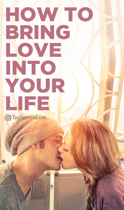 How To Attract The Love You Want 3