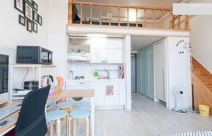 korean apartments one room - Google Search