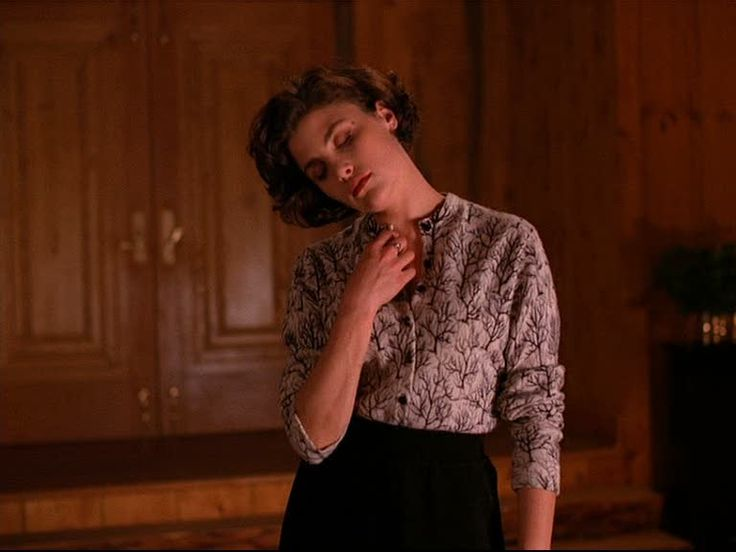 "Audrey Horne, ""Twin Peaks"""