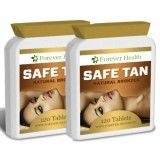 SAFE TAN Tanning Tablets - 2 x 120 = 240