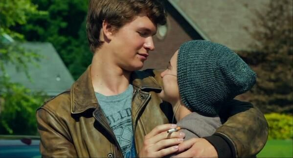 augustus waters and hazel grace | the fault in our stars ...