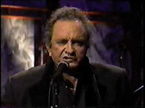 "Johnny Cash (with Marty Stuart) - ""Rusty Cage"""
