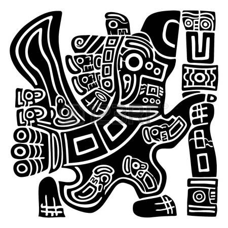 azteque: Aigle aztèque guerrier