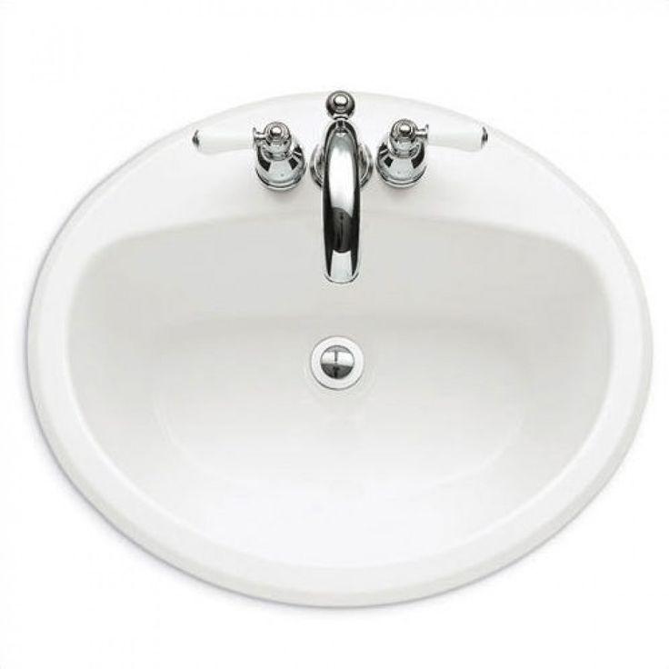 American Standard Affinity Bathroom Sink 3420 American Standard Sinks And Bathroom Fixtures