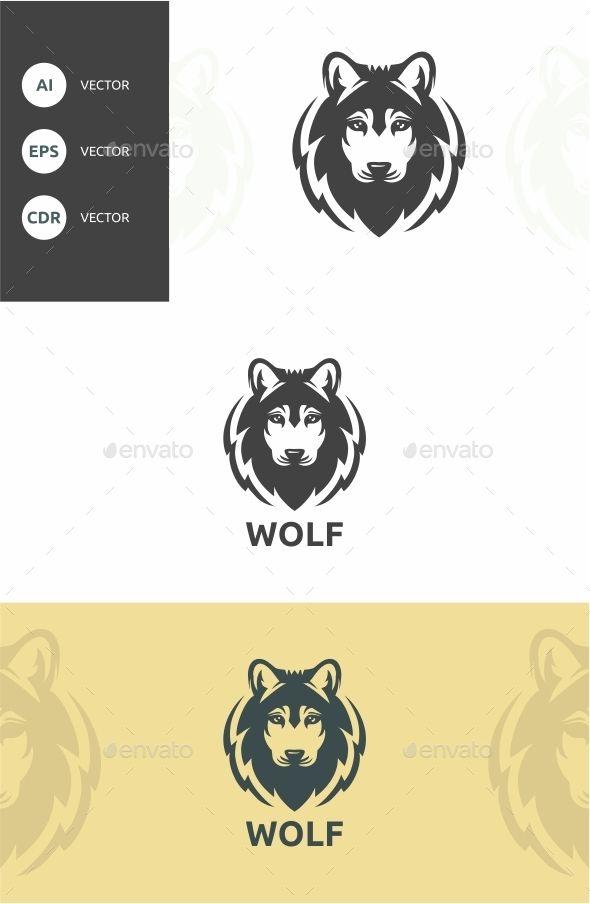 WOLF - Animals Logo Templates