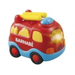 Tut Tut Bolides : Barnabé super pompier