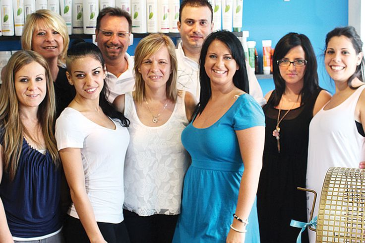 Mariella Colucci and the team at Salon Halo & Spa in Vaughan dedicated their Sunday, June 2, to giving free haircuts for a greater cause. The event raised $3,200 to renovate the recreational room in the children's ward at North York General Hospital.