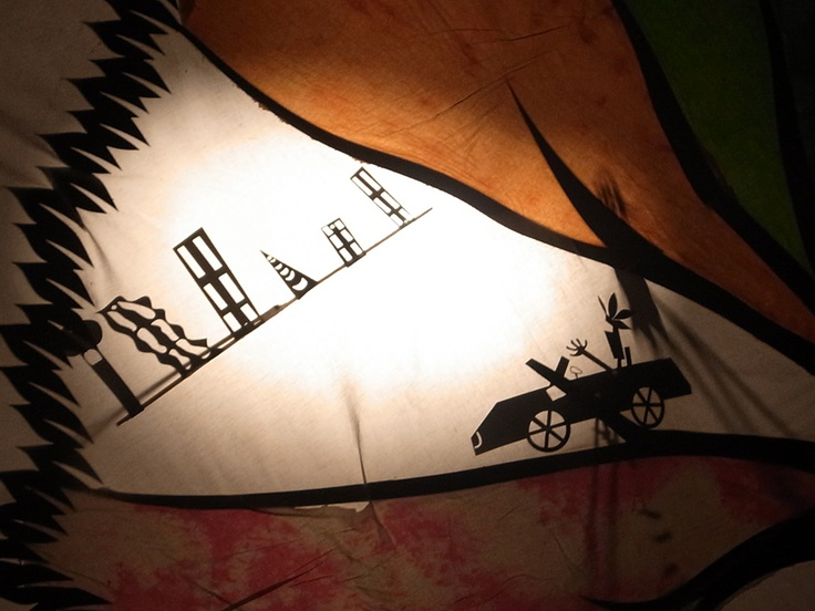 the other part of shadow puppets