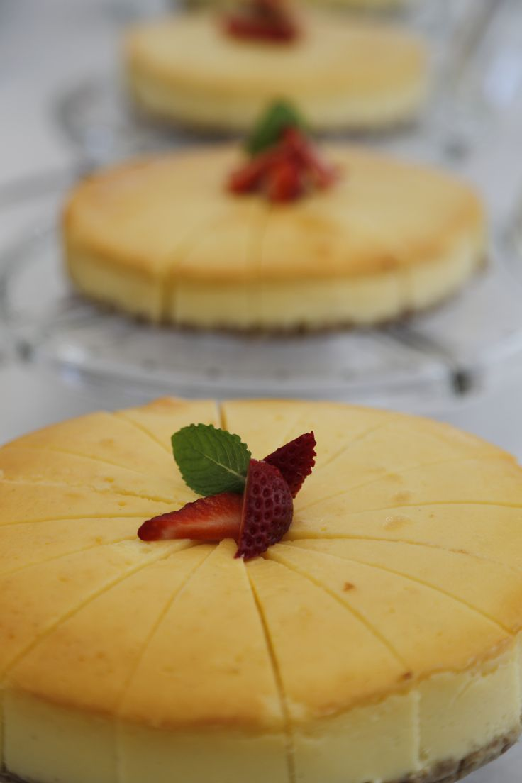 Delicious desserts were served at our Jazz on the Lagoon event